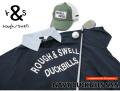 rough&swell(ラフアンドスウェル)スウェットTシャツ