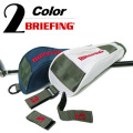 BRIEFING GOLF[ブリーフィングゴルフ]UTILITY COVER ユーティリティカバー SNOW/BLUE 日本正規品