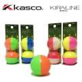 kasco[キャスコ]KIRA-LINE バイカラーゴルフボール