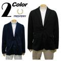 【SALE 20%OFF】FRED PERRY[フレッドペリー]テーラードジャケット