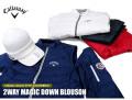 Callaway apparel(キャロウェイアパレル)ダウンジャケット