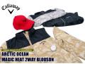 Callaway apparel(キャロウェイアパレル)中綿ブルゾン