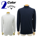 Callaway apparel[キャロウェイアパレル]ストレッチハイネックインナーシャツ
