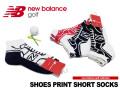 new balance bolf(ニューバランスゴルフ)ソックス
