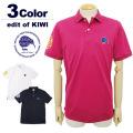 【SALE 20%OFF】edit of KIWI[エディットオブキウィ]ドライピケポロシャツ Polo6