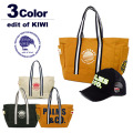 edit of KIWI[エディットオブキウィ]KIWI Garden Tote Bag 2/ガーデントートバッグ2【2017年秋冬】
