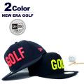 NEW ERA GOLF[ニューエラゴルフ]9FIFTY Original Fit Diamond Era / GOLFロゴキャップ【2017年秋冬】