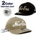 【SALE 30%OFF】ニューエラゴルフ 帽子 キャップ メンズ LP9FIFTY コットン NEWERAGOLF 2017秋冬 2018冬 セール