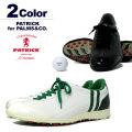 PATRICK for PALMS&CO[パトリックパームスアンドコー]PAMIR/ゴルフシューズ【2017年モデル】