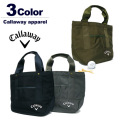 【SALE 20%OFF】Callaway apparel[キャロウェイアパレル]保温機能つきオックスフォードカートバッグ【2017年秋冬】