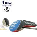 rough&swell[ラフアンドスウェル]three-tone ウェットスーツドライバーヘッドカバー BLUE×GRAY×RED