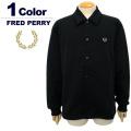 【SALE 30%OFF】FRED PERRY[フレッドペリー]ジャージコーチジャケット【2017年秋冬】
