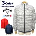 【SALE 30%OFF】Callaway apparel[キャロウェイアパレル]2WAYマジックダウンブルゾン【2017年秋冬】