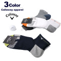 Callaway apparel(キャロウェイアパレル)ソックス