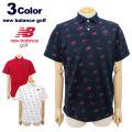new balance golf(ニューバランスゴルフ)ポロシャツ