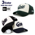 NEW ERA GOLF(ニューエラゴルフ)キャップ