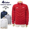 【SALE/セール30%OFF】Callaway apparel[キャロウェイアパレル]フルジップ中綿ブルゾン【2018年秋冬】