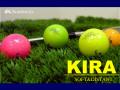 KIRA ゴルフボール