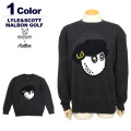 L&S×Malbon Golf(ライルアンドスコット×マルボンゴルフ)ニット