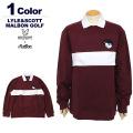 L&S×Malbon Golf(ライルアンドスコット×マルボンゴルフ)スウェット