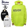 rough&swell(ラフアンドスウェル)パーカ