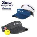 ChampionGOLF(チャンピオンゴルフ)バイザー