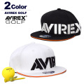 AVIREX GOLF(アヴィレックスゴルフ)キャップ