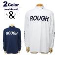 rough&swell(ラフアンドスウェル)カットソー