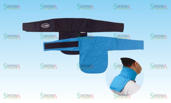 冷か朗 N11-66(運動神経を司る「首筋」と風寒のツボ第7頚椎の下「大椎」を冷やす!)