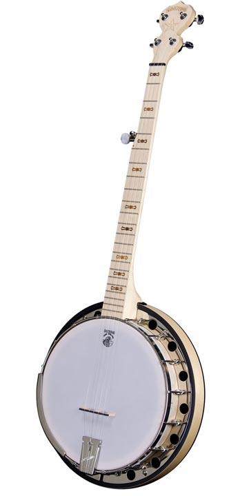 DEERING GOODTIME2 BANJO  定番 5弦バンジョー マイク搭載!クギ打ち 【 ディーリング PU搭載 グッドタイム 5弦Banjo 】 エレキバンジョー仕様 Good time2 Resonater Banjo