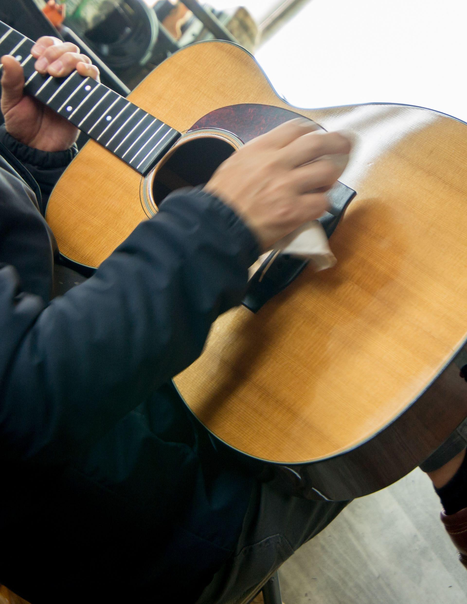ギター調整 弦高、セッティング見直し セットアップ メンテナンスご相談