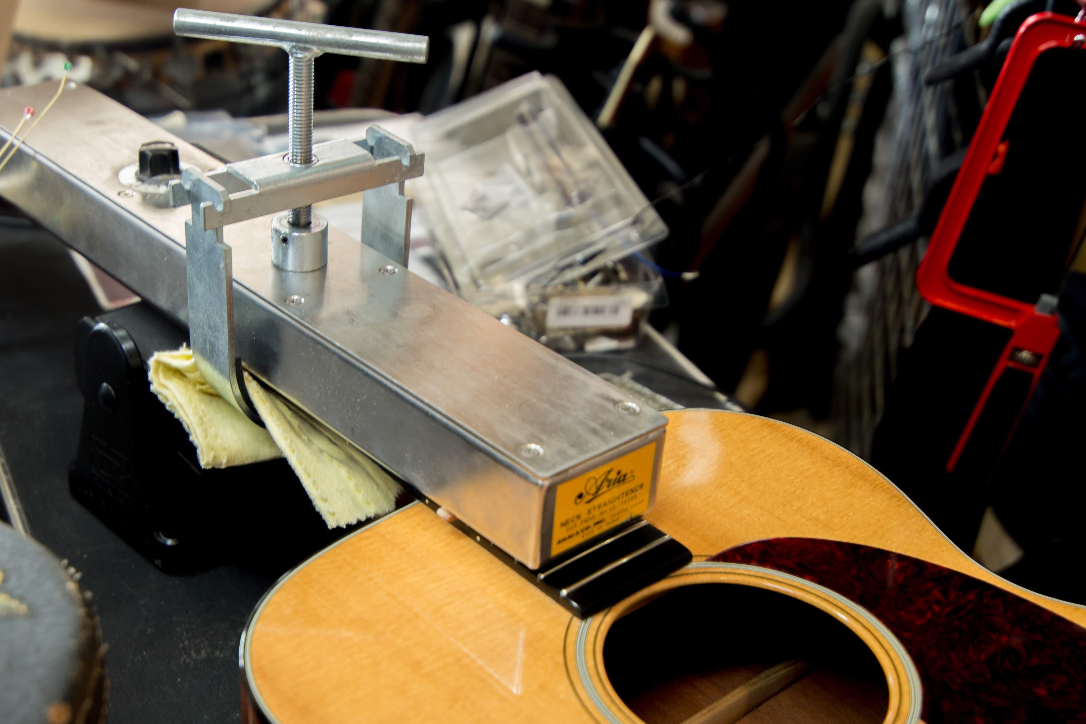 ギター調整あるある