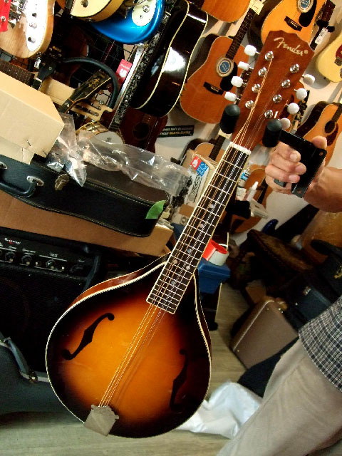 バンジョー、マンドリン専用ハンガー  壁掛け用フック For Banjo Mandolin HANGER