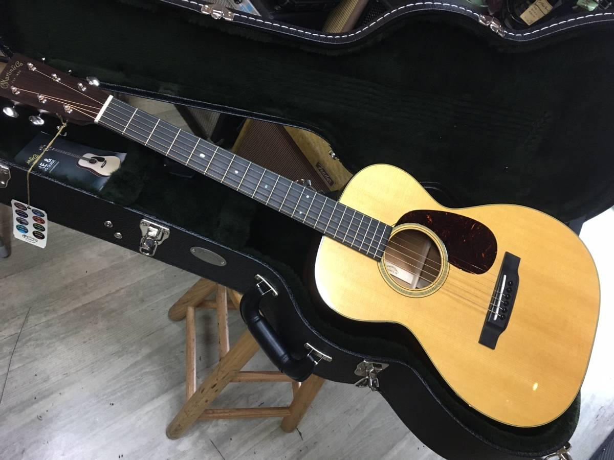 Martin 0-18 Mahogany  Pickup マーチン  o-18 マホガニーモデル 【アンプに繋げる マーティン ギター 少し小ぶりなシングルオー 】