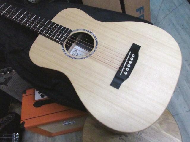 【要在庫確認】 MARTIN LX1E エレアコモデル マイク搭載! 【 アンプに繋げる ミニマーチンギター リトルマーチン Mini Guitar LX-1E 】