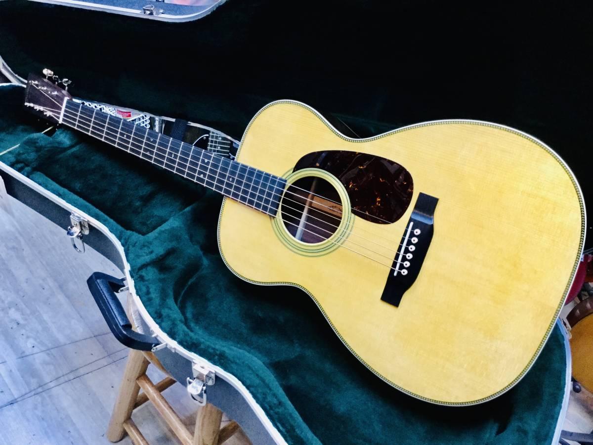 Martin 00-28 Standard マーチン 0028 oo-28 【アンプに繋げる マーティン ギター OO28 000-28より少し小ぶりな00-28 】