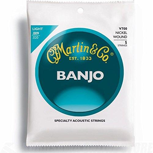Martin バンジョー弦 Banjo弦 V-700 マーチン弦