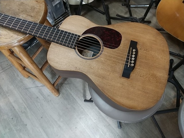 Martin LX-1 アンティーク加工 アンプに繋げる リトルマーチン 【 ミニマーチンギター   トップ単板バージョン LX1 】