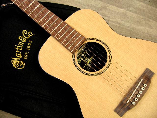 ミニナイロンギター MARTIN LXM Nylon  マイク搭載! 【アンプに繋げる ミニマーチンギター リトルマーチン Mini Guitar Little Martin 】
