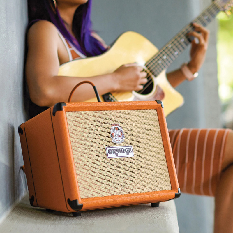 Orange Crush Acoustic 30 AMP   オレンジ アコギ アンプ 【アコースティックギター用アンプ】【30W】CRUSH-ACO-30