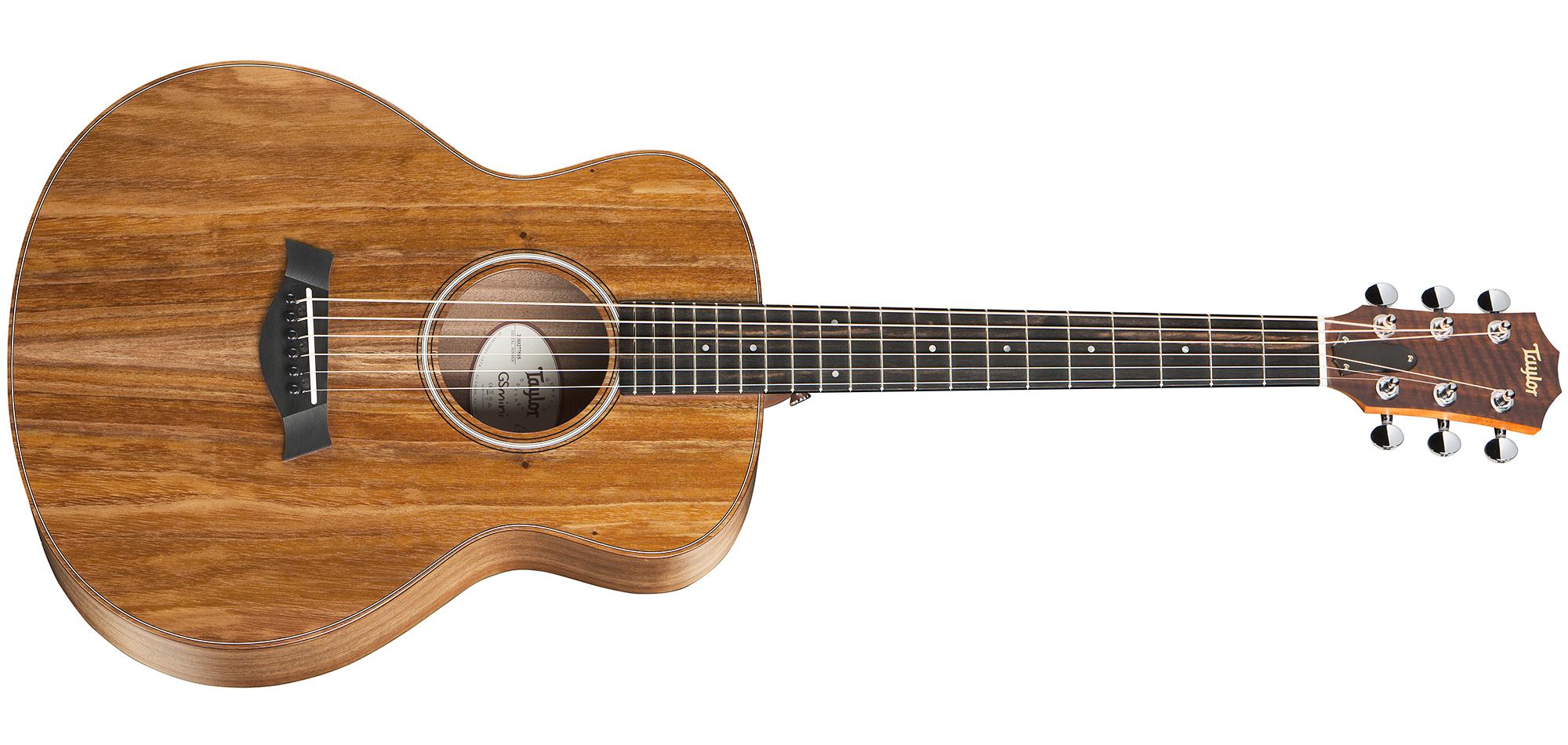 TAYLOR ( テイラー ) GS Mini-e Koa   マイク搭載! 【アンプに繋げる ミニ ギター コア  Mini Guitar  】