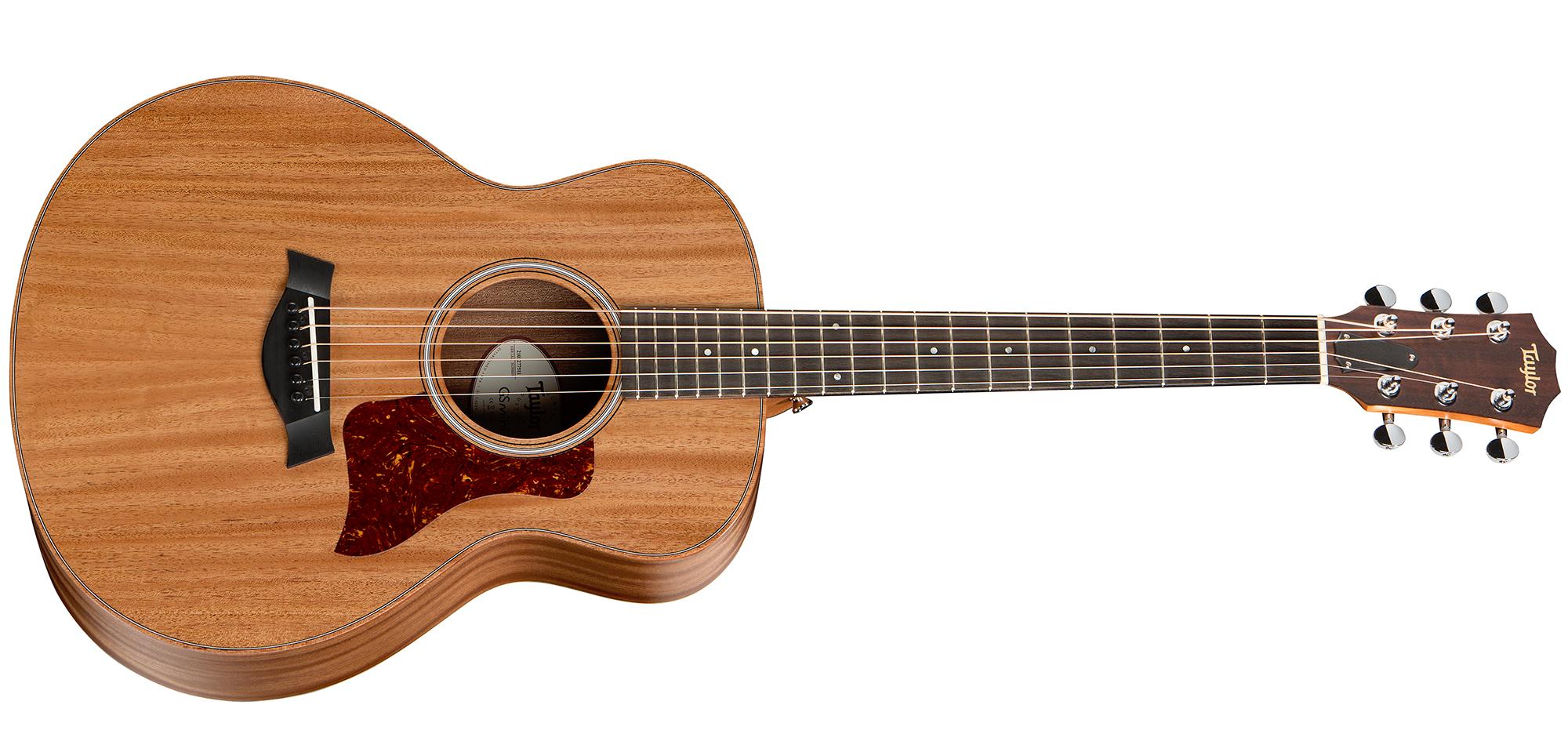 TAYLOR ( テイラー )  GS Mini Mahogany マイク搭載! 【アンプに繋げる ミニ ギター   Mini Guitar  】