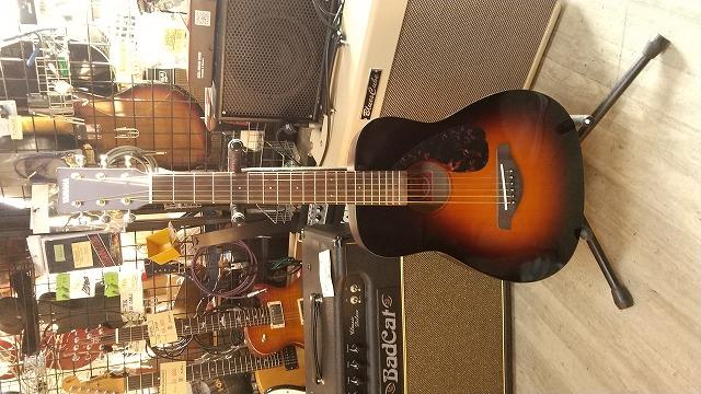 YAMAHA JR2S トップ単板 調整済み ヤマハ ミニギター MINI GUITAR サンバースト