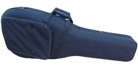 リュック式 背中に背負える 軽量 アコギケース  000用 セミハードケース 【 AcousticGuitar Case 000タイプ SEMI HARD  】