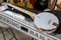 DEERING  Goodtime Open Back Banjo GO オープンバック バンジョー マイク搭載!クギ打ち 【 ディーリング PU搭載 グッドタイム 】 エレキバンジョー仕様