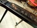 2WAY!着脱式 足スタンド付 ハワイアン スチールギター ブラック 【 HAWAIIAN Steel Guitar BLACK 黒 】 スティールギター