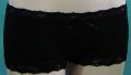 「[le miaou]キャッツ」 #5672 洗える レーヨン シルク ヒップハンガー ブラック