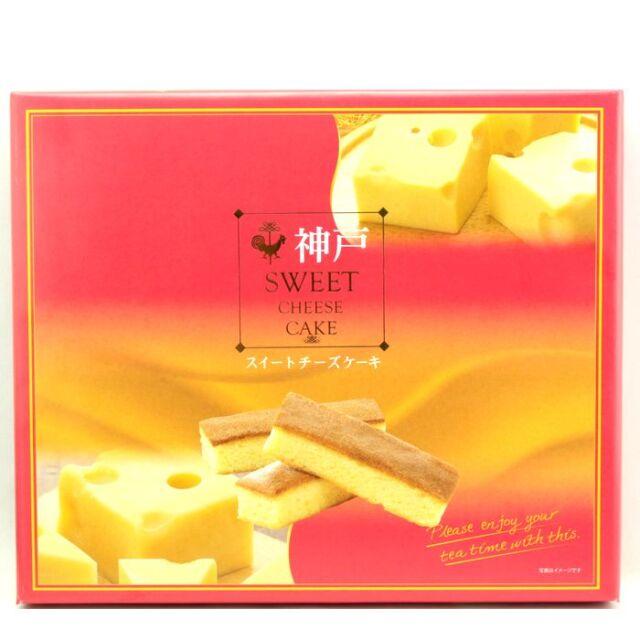 【神戸土産】神戸スイートチーズケーキ 洋菓子 亀の井亀井堂本家 おみやげ 贈り物