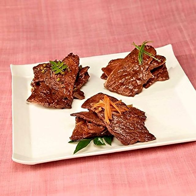 神戸土産 神戸牛肉づくし GH-100  牛肉しぐれ煮・焼肉しぐれ煮詰合せ