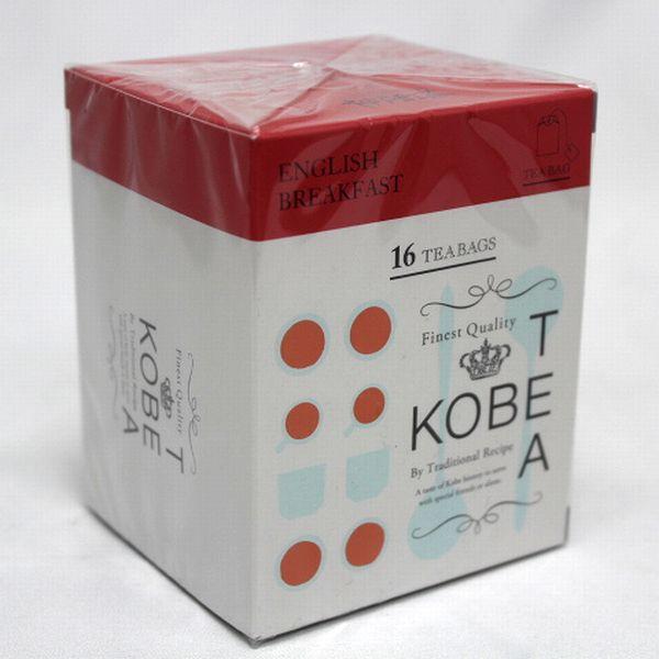 神戸土産 神戸紅茶 生紅茶 イングリッシュブレックファスト16P